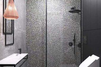 Drzwi oraz ścianki stalowo – szklanej